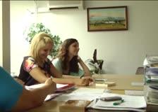 Четирима студенти прекараха един месец стаж в община Ботевград