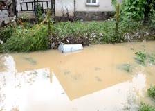Над 20 къщи наводнени в Паланката на Скравена