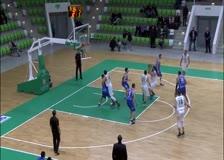 Балкан постигна лесна победа над последния в класирането Спартак Плевен с категоричното 107-69