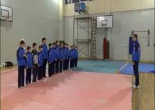За успешния завършек на календарната 2014 година от най-малките състезатели по олимпийско таекуондо от ботевградския клуб Сунг Ри Атлантик