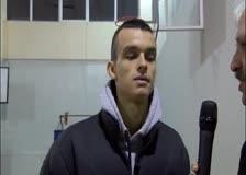 Владимир Далаклиев от ботевградския клуб по олимписйко таекуондо Синг Ри Атлантик за изминалия сезон