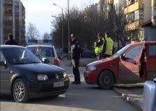 Вчера в квартал Север в Ботевград  бе проведена специализирана полицейска акция срещу битовата престъпност