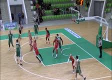 Лукойл Академик и Балкан днес играха контрола в Арена Ботевград