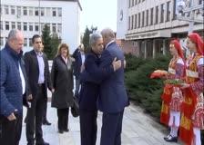Посланикът на държавата Израел вчера посети Етрополе