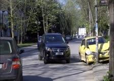 Катастрофа заради отнето предимство на кръстовище