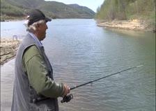 Язовир Бебреш –привлича рибари от цялата страна