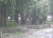 Почти 20 минути вчера над Ботевград валя градушка