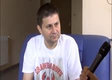 Оценката на старши треньорът Влада Вукойчич за представянето на Балкан в плейофните серии