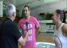 Едно младо спортно семейство, свързано с Ботевград, от новия сезон ще продължи кариерата си в Германия