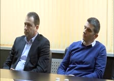 """Представители на инициативния комитет """"За чиста вода"""", който внесе искане за провеждане на рефернум в община Ботевград, днес се срещнаха с кмета Иван Гавалюгов по негова покана"""