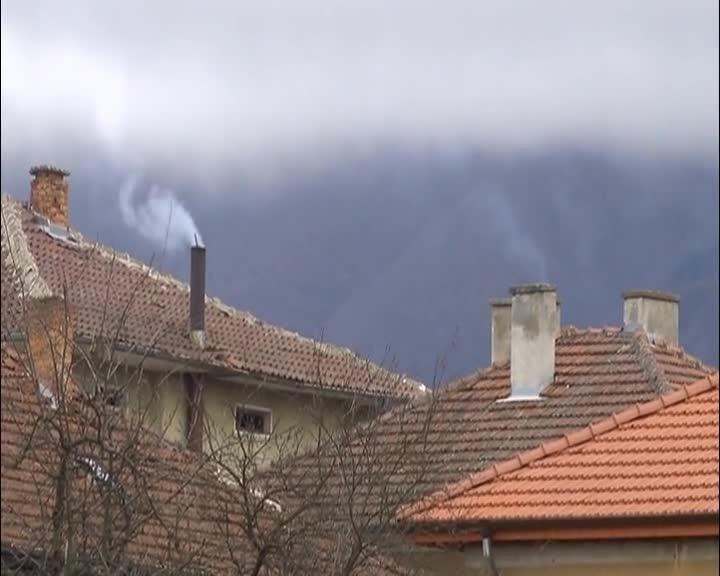Резултат с изображение за ботевград мръсен въздух